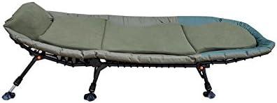 Carpline24 Xtreme 6 Bein Bedchair Angelliege Karpfenliege