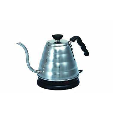 Hario EVKB-80U-HSV Electric Buono Kettle with ETL Certification