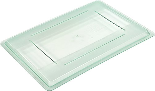 Carlisle 10627C09 StorPlus Color-Coded Food Storage Container Lid, Fits 8.5-21.5 Gallon, Green