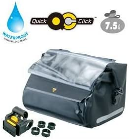 TOPEAK Handlebar DryBag (フロント用防水バッグ) トピーク ハンドルバードライバッグ