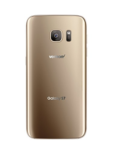 Samsung Galaxy S7 32GB Unlocked (Verizon Wireless) - Gold by Samsung (Image #1)