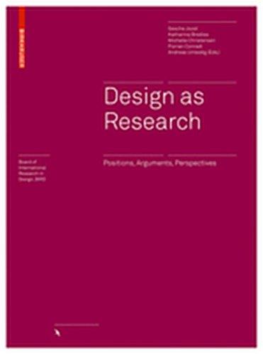 Design as Research (Board of International Research in Design)