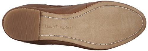 Hush Puppies Women's Livi Heather Ballet Flat Tan Leather cheap sale online kgpxCpryV