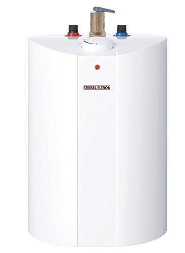 Electric Water Tank (Stiebel Eltron 6 Shc 6 Mini-Tank Electric Water Heater, 6 Gallon, 1300W, 120V, 15-1/8