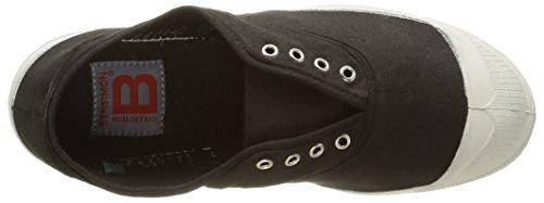 Bensimon Tennis Elly - Zapatillas de deporte Mujer Negro - Noir (835 Carbone)