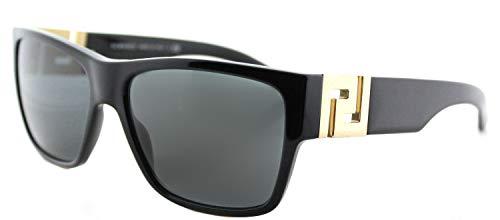 Versace Men's VE4296 Sunglasses 59mm
