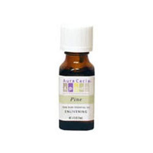 AURA CACIA ESSENTIAL OIL,PINE, .5 FZ - Natural Cacia Perfume Aura