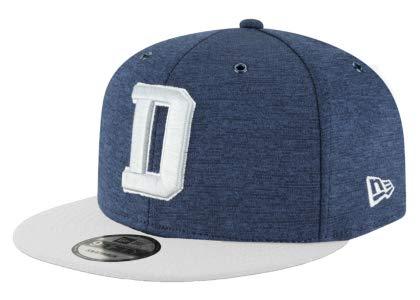 Dallas Cowboys New Era Sideline Home 9Fifty Cap ()
