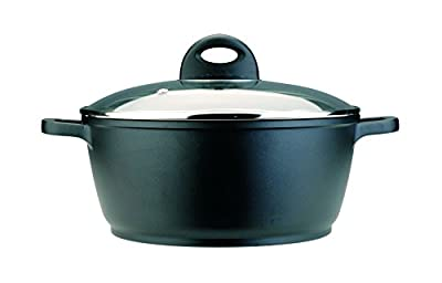 "BergHOFF CookNCo 9.5"" Cast Covered Stockpot"