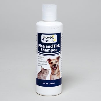 DollarItemDirect FLEA AND TICK SHAMPOO 8 OZ ROYAL PET MADE IN USA, Case Pack of 12