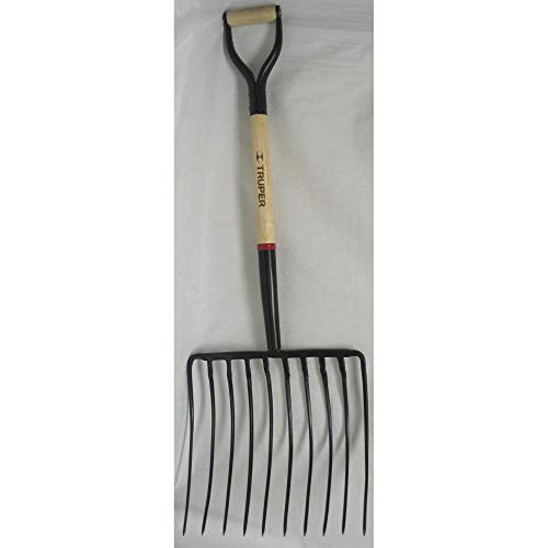 5-Tine Compost and Manure Fork by Truper