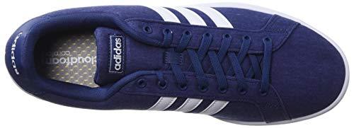 adidas mens Grand Court Sneaker, Tech Indigo/Ftwr White/Ftwr White, 9.5 US