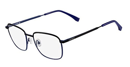 New Lacoste Rx Prescription Eyeglasses - L2222 424 - Matte Blue