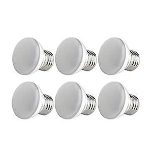 Sunlite R14/LED/E26/4W/D/27K/3PK 2700K LED R14 Mini-Reflector Floodlight 4W, 25W Equivalent Light Bulbs with Medium E26 Base, Warm White (6 Pack)
