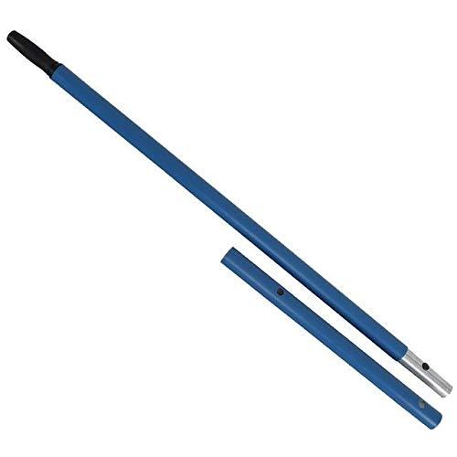 Carlisle 2-Piece Oar Shaft, Blue, 9.5ft, 77257.01.103 ()