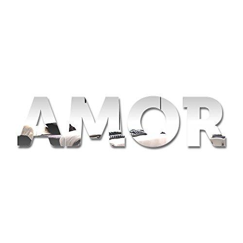 Espelho Decorativo - Amor