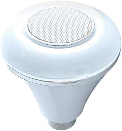 Blue Sky - Bombilla de globo con altavoz inalámbrico Bluetooth ...