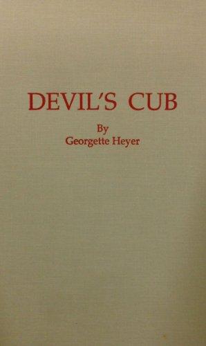 book cover of Devil\'s Cub