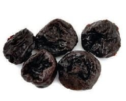 Prunes Pitted 70/80 Bite Size -25Lbs by Dylmine Health