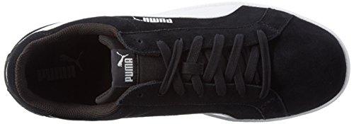 Puma Puma Smash Sd - Zapatillas Unisex adulto Negro (Black-white)