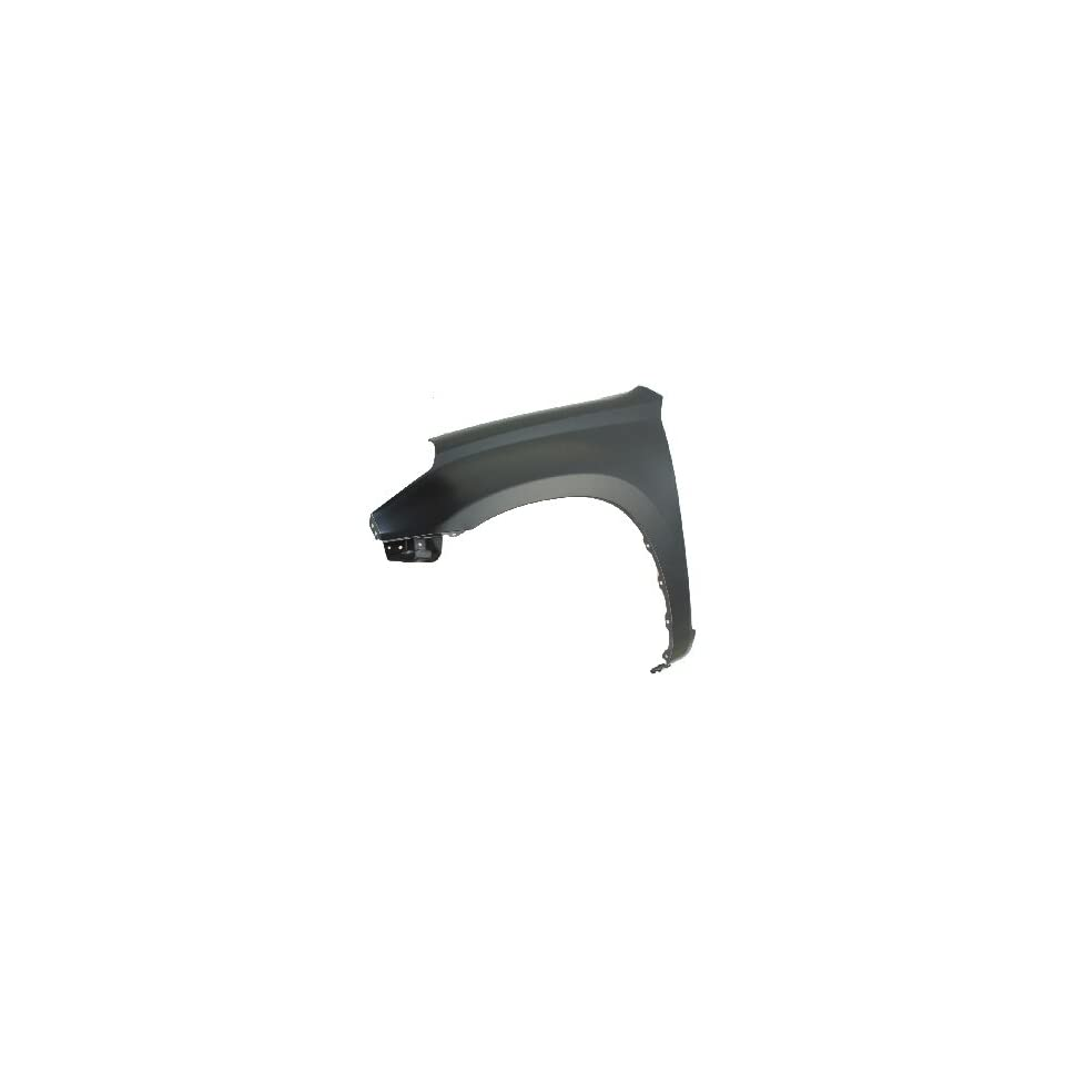 OE Replacement Toyota RAV4 Front Passenger Side Fender Assembly (Partslink Number TO1241190)