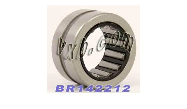 "BR202816 Needle Roller Bearing Bore//ID 1 1//4/""x 1 3//4/""x 1/"" inch Machined Type"