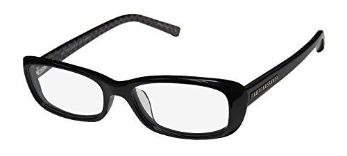 [Trussardi 12703 Womens/Ladies Prescription Ready Imported Designer Full-rim Eyeglasses/Spectacles (51-16-140,] (Morpheus Costumes Sunglasses)
