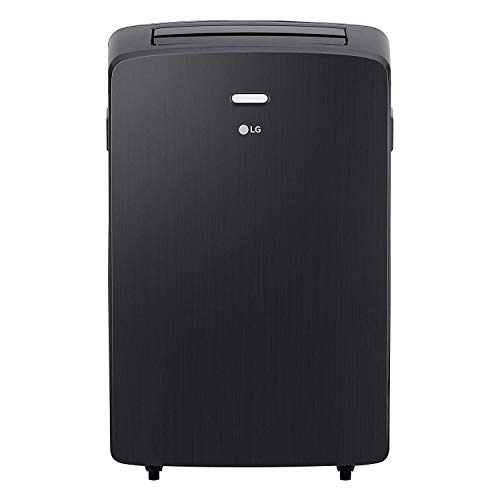 LG LP1217GSR 115V Portable Air Conditioner with Remote Control in Graphite Gray for Rooms up to...