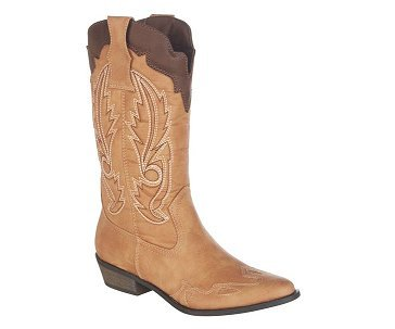 Coconuts Womens Cimmaron Western Boots 6