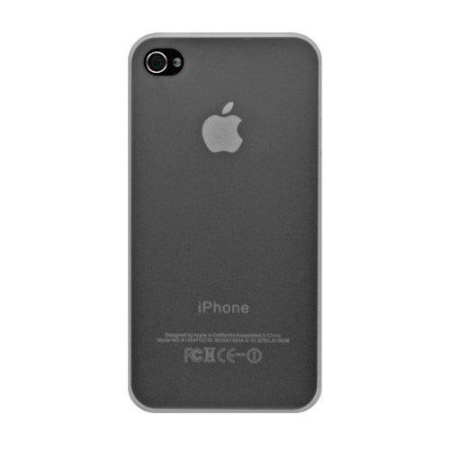 Katinkas KATIP41037 Hard Cover für Apple iPhone 4/4S Ultra Slim schwarz