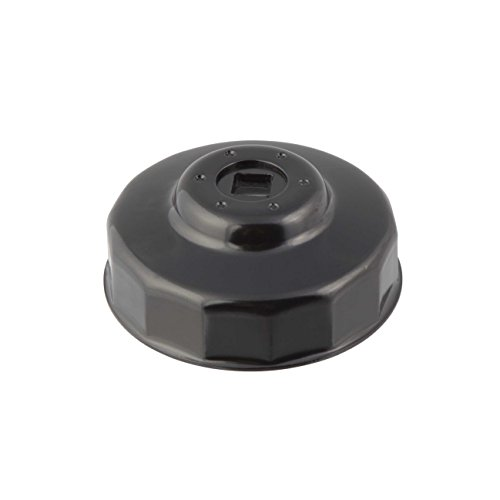 STEELMAN 06139 Oil Filter Cap Wrench 14 Flute x 74mm (Oil Filter Wrench 74mm 14 Flute)