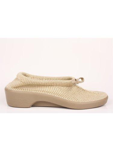 Arcopedico , Mocassins pour femme - Beige - beige, 7 UK