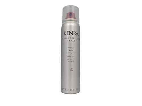 Kenra 55% VOC Perfect Medium Spray, 3 Ounce (Root Lifter Kenra compare prices)