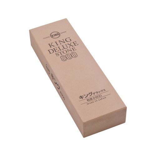 End Specialty Grain (King Medium Grain Sharpening Stone - #800 Grit)