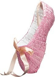 Ballet Shoes Pinata with Pull String Kit