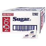 N'Joy Sugar Packets, Box Of 1000
