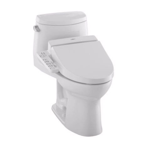 TOTO MW6042034CEFG#01 Ultramax II Connect Plus Toilet, 1....