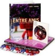 Entre Amis, With In-text Cd, With Cd-rom, With Workbook/Lab Manual, 5th Ed (French Edition)