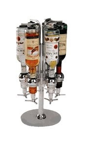 Bar Boy 4 Bottle Alcohol Dispenser