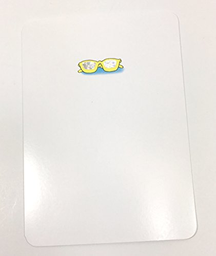 Graduation Card For Anyone(Has sunglasses on cover...)By American Greetings - pk of - Sunglasses Retailer