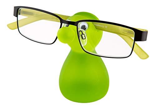 332d93973f6 Snozzle Glasses Stand Spec Holder Holder for Specs Gift Present Boxed  Snozzle Spec Holder Lime