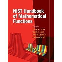 NIST Handbook of Mathematical Functions Hardback and CD-ROM