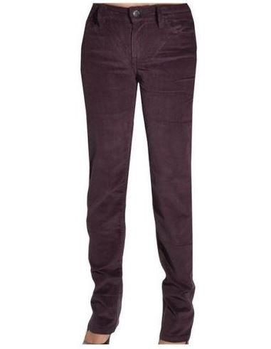- Calvin Klein Women's Power Stretch Micro Corduroy Jeans (4x32, Spiced Burgundy)