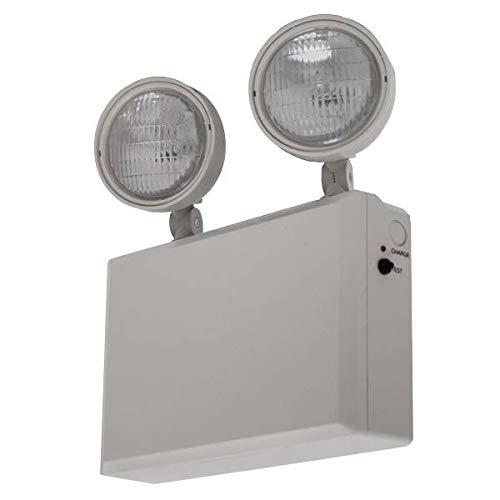 LFI Lights - UL Certified - Hardwired Remote Capable Emergency Light - Heavy Duty - 12V 50W - 9W Heads - EL50HD12