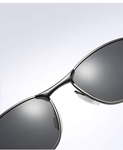 Espejo Los De Que Sol Gafas Sol del Conductor De La De Gafas Gafas De Marea FKSW De De Polarizado El Espejo La Hombres De Encargo Las De Sol Pesca Conduce qwCzFIEOxF