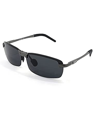 efb13795a4e LZXC Men s Driving Polarized Sunglasses Outdoors Sports Eyewear UV400  Protection for Golf Cycling Fishing Hiking