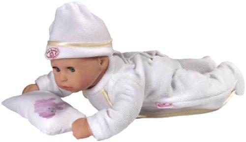 Zapf Creation 790281 - my first Baby Annabell Puppe Schlafenszeit Funktionspuppen Spielpuppen