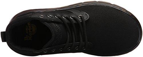 Dr.Martens Bonny Waxy Canvas Black Womens Boots negro
