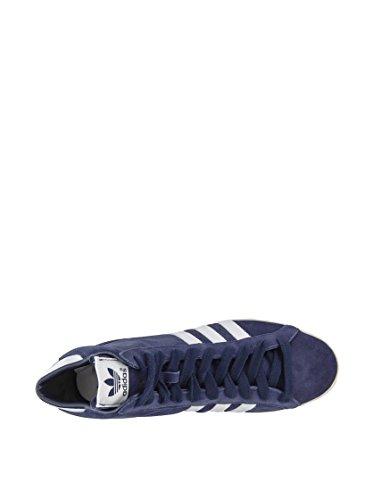 adidas Zapatillas Basket Pro Azul / Blanco EU 46