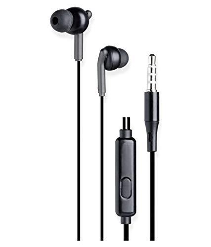 Zeb bro in Ear Wired with Mic Headphones/Earphones